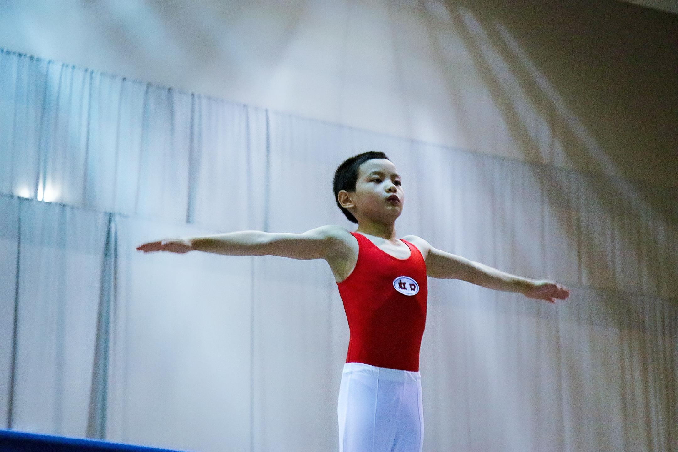 2018上海市青少年蹦床锦标赛顺利举办