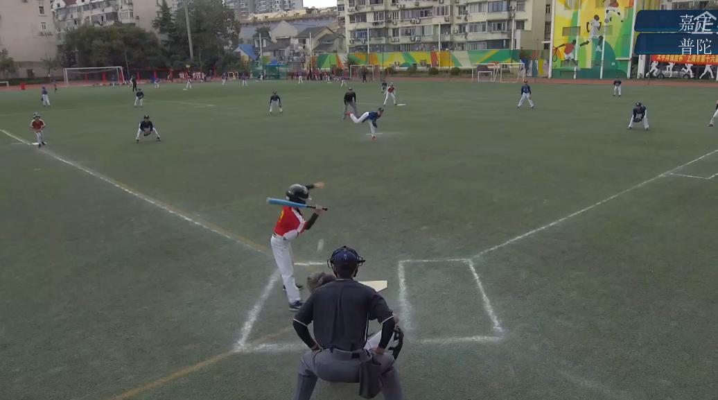 上海市第十六届运动会棒球比赛