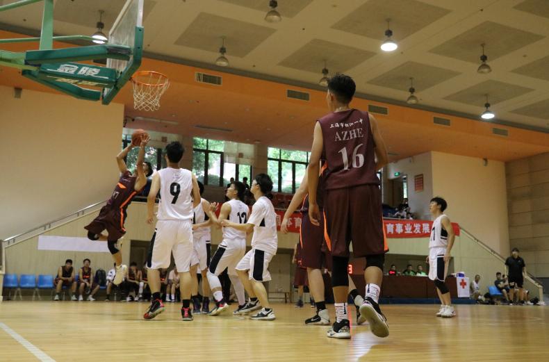 2019上海市青少年篮球锦标赛激战正酣 未来还有这两点需要加强!