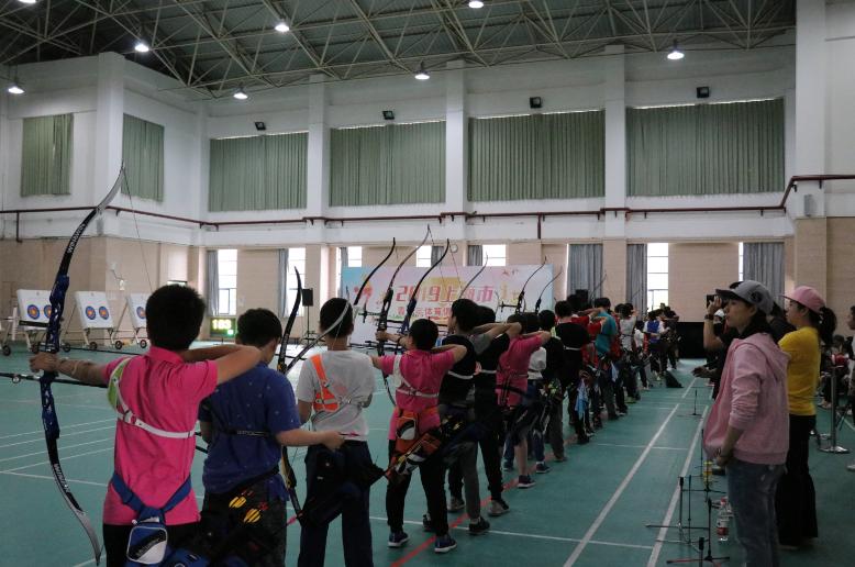 纵享青春 腾飞梦想 2019上海市青少年俱乐部联赛射箭比赛落幕