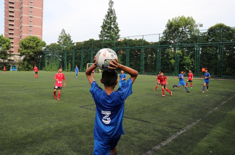2019年上海市青少年足球锦标赛暨青少年体育十项系列赛足球比赛(第二站、总决赛)男子组昨日顺利收官!