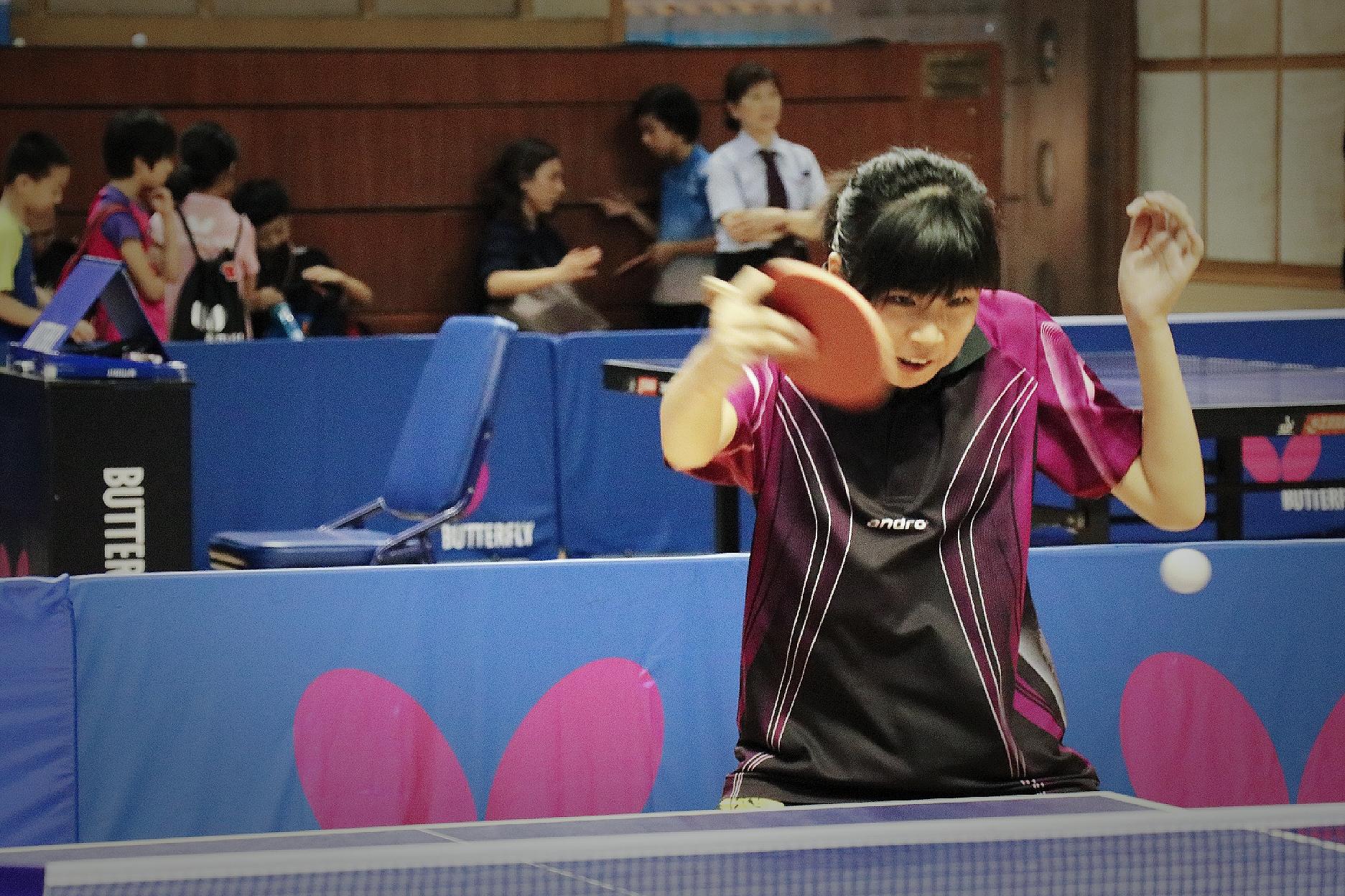 11岁乒乓少女邱婧姝终拿个人首座冠军奖杯 冠军之路或从这里正式起航