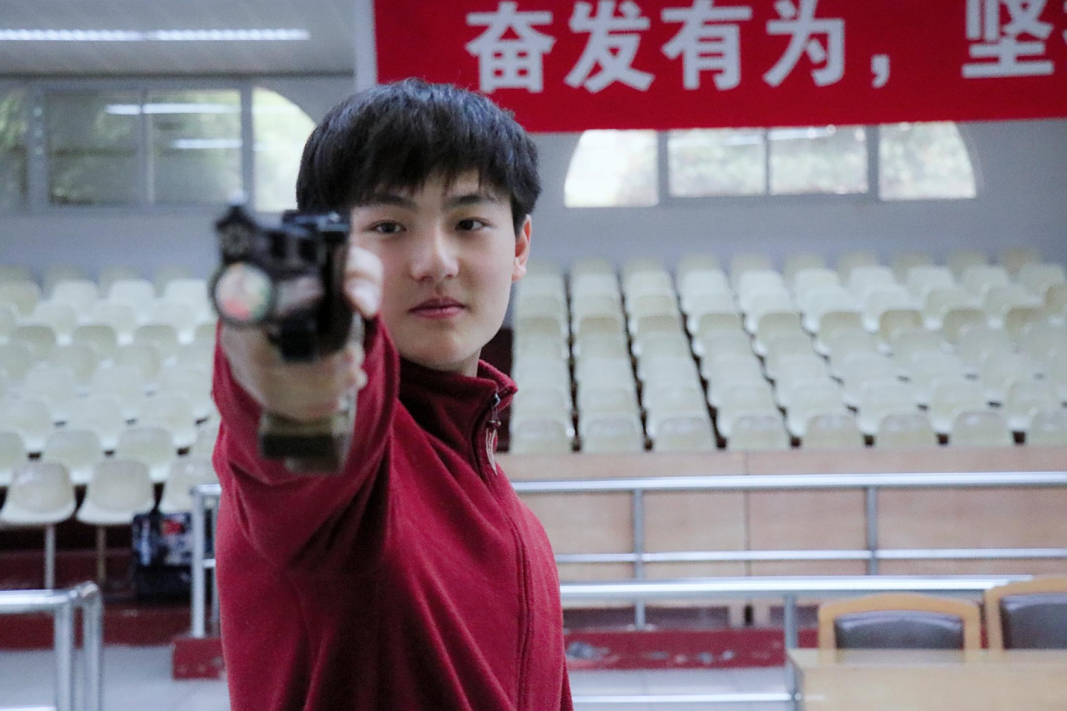 高标准 严要求 2019年上海市射击锦标赛迈上新台阶