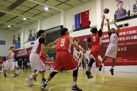 热爱不息,篮球到底!肯德基三对三篮球上海大区赛比赛圆满结束