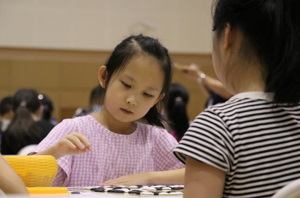 五大流程促就安心复赛,围棋比赛喜提运动员、家长高赞