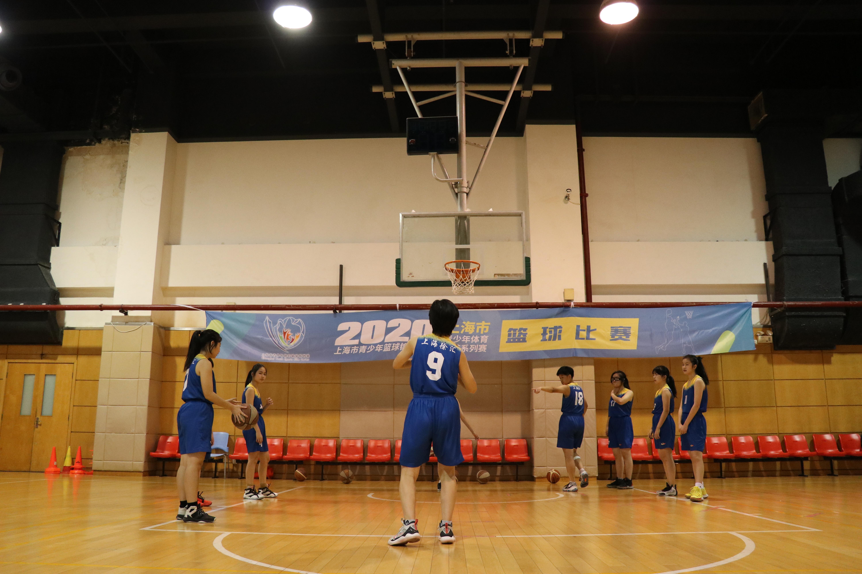 圆满复赛,实力满分!2020上海市青少年篮球锦标赛顺利举办