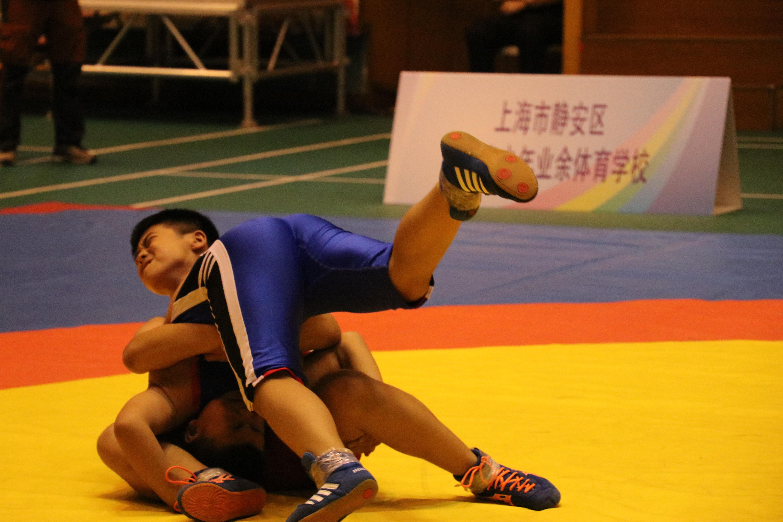 摔跤场上见分晓!2020年上海市青少年摔跤锦标赛顺利举办