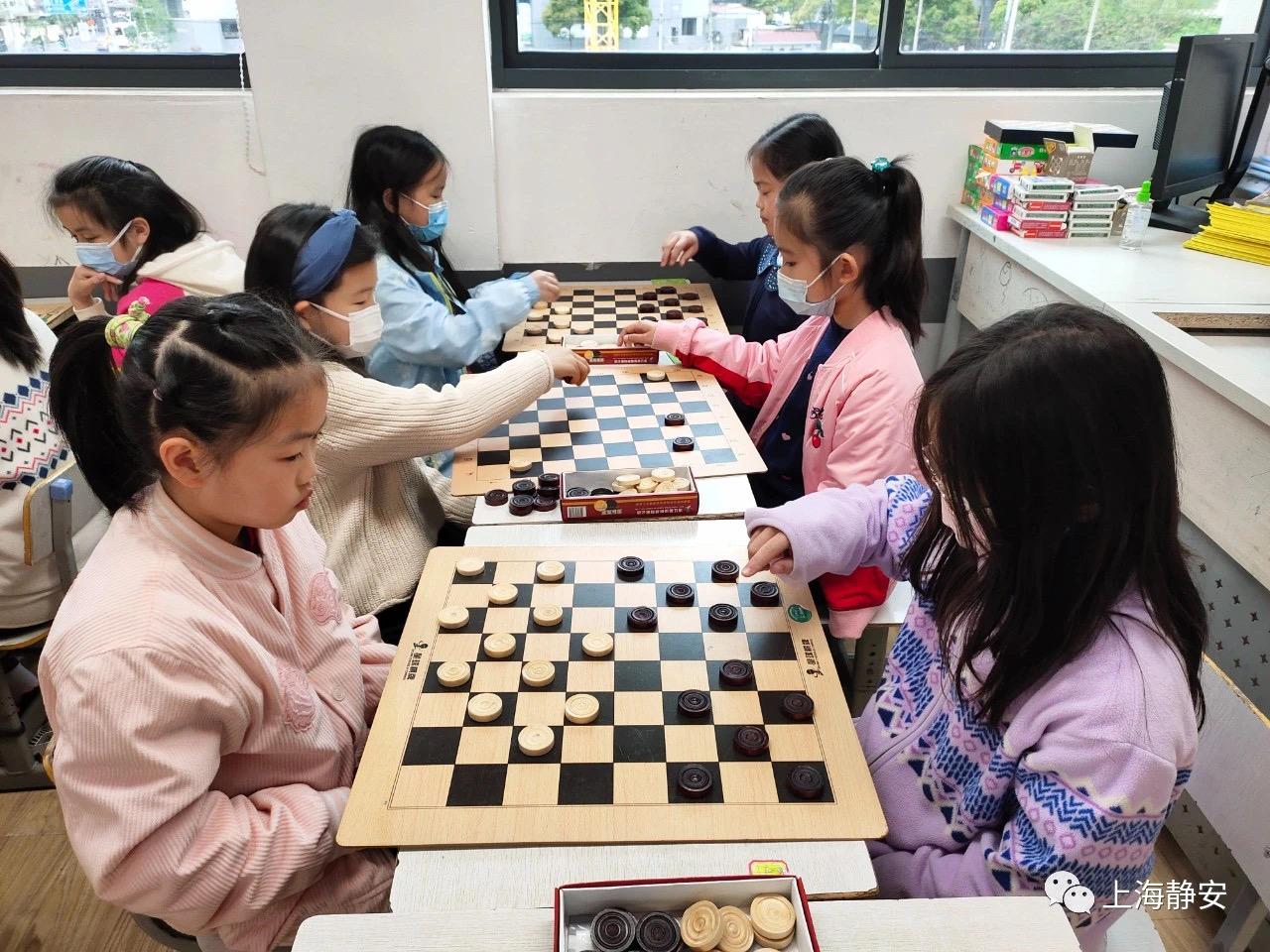 2021年上海市青少年体育精英系列赛国际跳棋团体赛圆满落幕