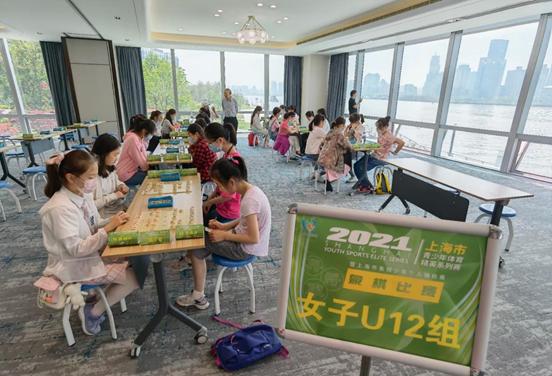 上海市青少年体育精英系列赛·象棋比赛圆满落幕!