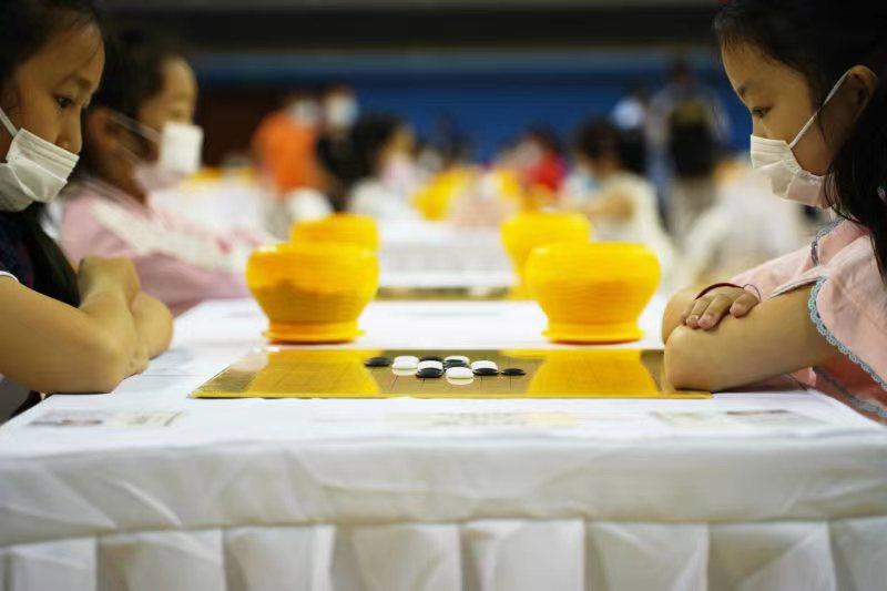 2021上海市青少年精英系列赛五子棋个人赛顺利开赛