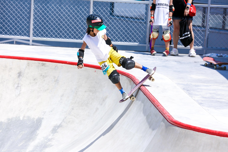 东京奥运新项目点燃青少年暑期热情,上海滑板青训根植沃土未来可期