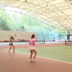 2015年上海市青少年体育十项系列赛网球比赛总决赛