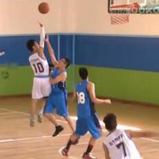 2015年上海市青少年十项系列赛(篮球比赛 第三站)