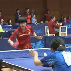 """2015""""上中杯""""上海市青少年乒乓球锦标赛暨青少年体育十项系列赛总决赛"""